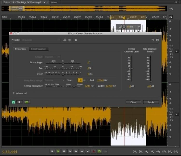 Come isolare la voce da una qualsiasi canzone per creare l'effetto a cappella