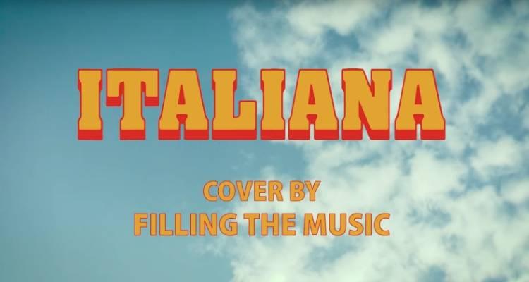 Italiana (Cover) - Le vostre cover cantate sulle  basi musicali di KaraokeTop