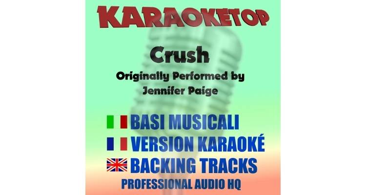 Crush - Jennifer Paige (karaoke, base musicale)