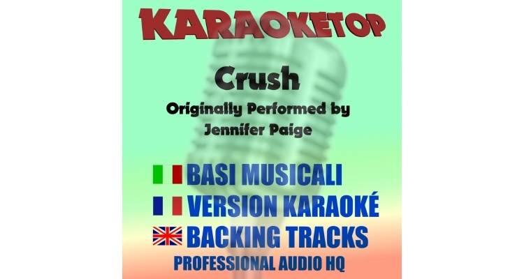 Crush - Jennifer Paige (karaoke, base musicale)