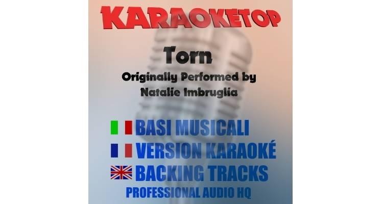 Torn - Natalie Imbruglia (karaoke, base musicale)