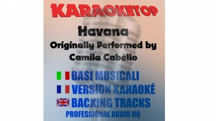 Havana (Remix) - Camila Cabello (karaoke, base musicale)