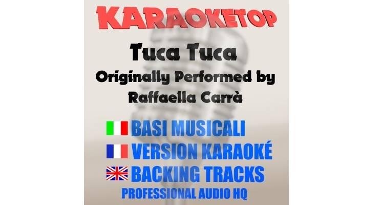 Tuca Tuca - Raffaella Carrà (karaoke, base musicale)