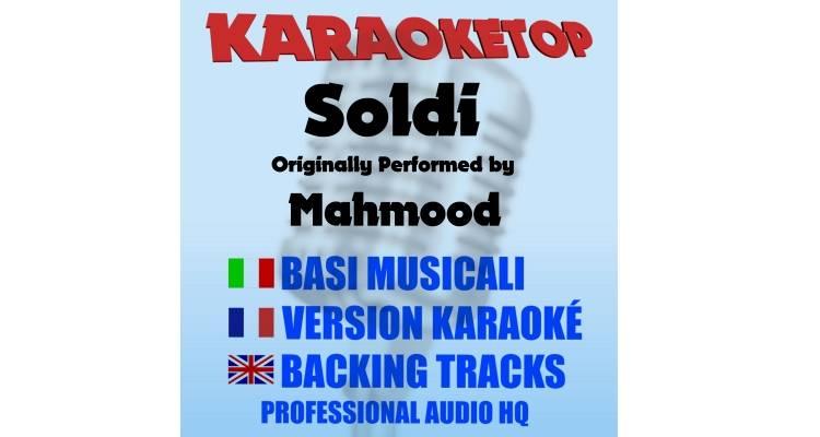 Soldi - Mahmood (karaoke, base musicale)