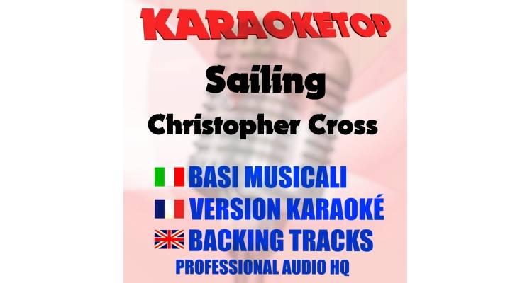 Sailing - Christopher Cross (karaoke, base musicale)