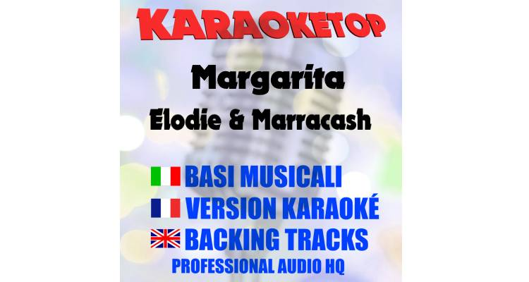 Margarita - Elodie & Marracash (karaoke, base musicale)